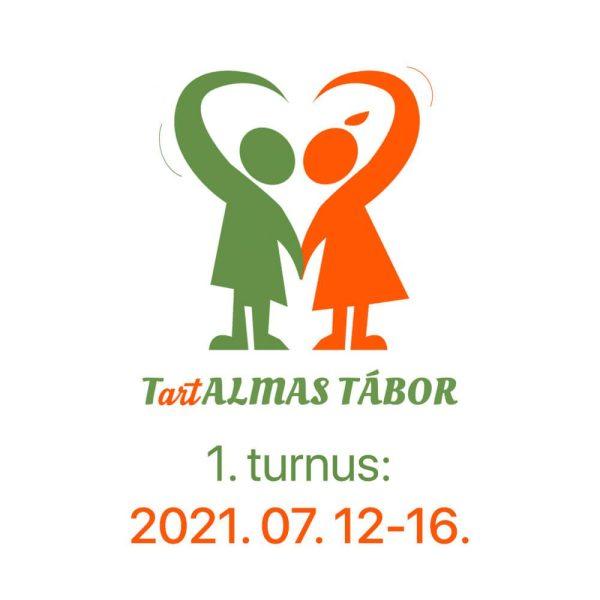 TartALMAS TÁBOR 2021. 1. turnus